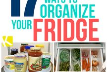 Organize the Home! / Ideas and tutorials on keeping the home organized and tidy!