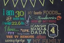 Birthday Parties / by Casey Johnson