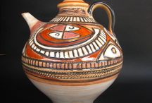Swiss Pottery of the ages.... / A collection of Swiss Pottery by famous potters