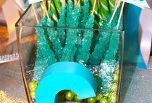 Mermaid/Beach Party Ideas / by Maria Elaine