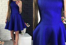 Платья и брюки, женские