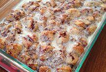 Breakfast Casseroles & Quiches