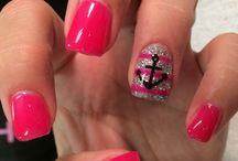 Nail Art / Beautiful and stylish nail art and design