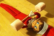 elf on the shelf / by Kimberly Gillespie-Connor