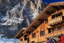 Ski the Dolomites