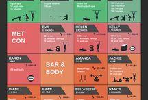Fitness Decor Motivational Art / Our most Popular Motivational Art