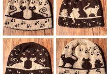 double knit hat patterns