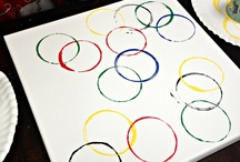 Olimpiadas | Olympic Games / Crafts for kids