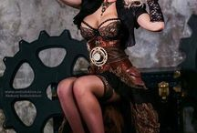 Pose ideas - Gothic, Cosplay & (Steam) punk