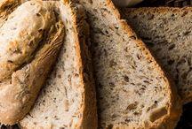Рецепты литовского хлеба / Только рецепты натуральных хлебов и ничего лишнего