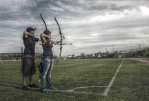 Archery moments / Images that capture the spirit of a great sport / by Robert Ross