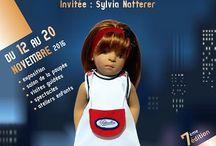 Festival de la poupée / Tous les ans, le Centre Culturel et Touristique d'Etain organise le Festival de la poupée.  Au programme: visites guidées, exposition, conférences, spectacles, ateliers, salon...