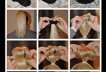Hair & Beauty / by Michelle Arnold