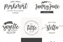 Logos / Just designs I like as I'm browsing the web