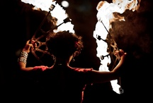 Fire / Fire performance is a group of performance arts or disciplines that involve manipulation of fire.