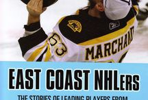 Books I Wrote / Hockey history and biographies, travel & other historical as well.