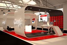 Gudang Booth design