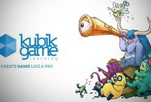 KubikGame Learning Online Course game development