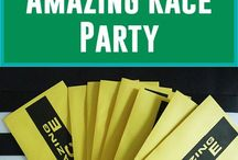 Event: Amazing race theme / Amazing race themed event
