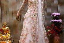 indan designer wedding ensembles