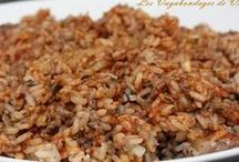 recettes de riz