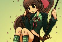 Reverie (devaneios) / manga art