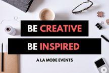 Creative Event Ideas