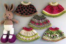 Handwerk: breien voor kinderen