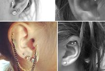 Piercings & Tattoos :3