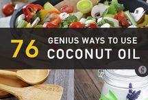 Healthy / Coconut oil