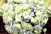 Guty Svadobná kvetinová výzdoba / Guty Wedding flower decorations