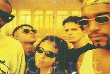 Nocaute / Banda brasileira, várias influências musicais costuradas pelo rap.