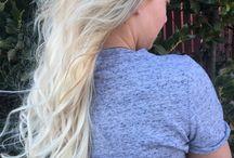 Hair by Diana Levia