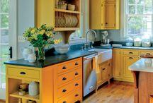 the Kitchen ❤️