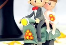 Wedding Toppers Inspiration
