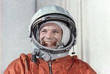 Юрий Гагарин (Yuri Gagarin)