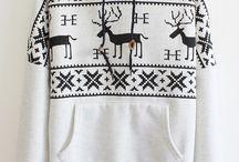 Suéteres y sudaderas.