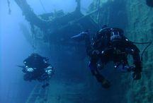 Closed circuit diver / Ccr sub aqua