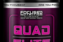 Quad Elite by Focused Nutrition