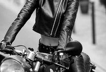 "Moodboard | Inspiration- ""Girls on Motorcycle"""