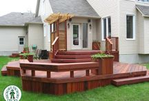 backyard reno's / by Martha Maclauchlan-Jewell