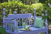 {DIY}:Look how my garden grows / Things I love for gardens, backyards.. One day in my dreams,,