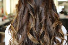 Hair / Inspirações de cores para meu cabelo