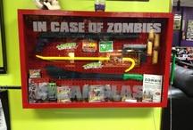 Zombies Valentines