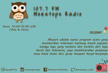 107.7 FM Radio Moestopo / 107.7 FM Moestopo Radio merupakan stasiun radio resmi milik Universitas Prof. Dr. Moestopo (Beragama) yang terletak di Jl. Hang Lekir 1/8 Jakarta Pusat.