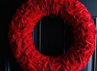 wreaths / by Karen Durnal
