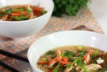 COOK | Soups / For inspiring soup recipes on those freezing cold days!