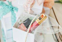 Bridesmaid gifts / by Samantha Pokrajac