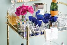 Bar Cart Bliss / by Melanie Duncan