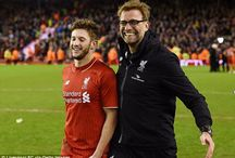 Adam Lallana has revealed how aheated half-time talks were crucial as they booked Wembley
